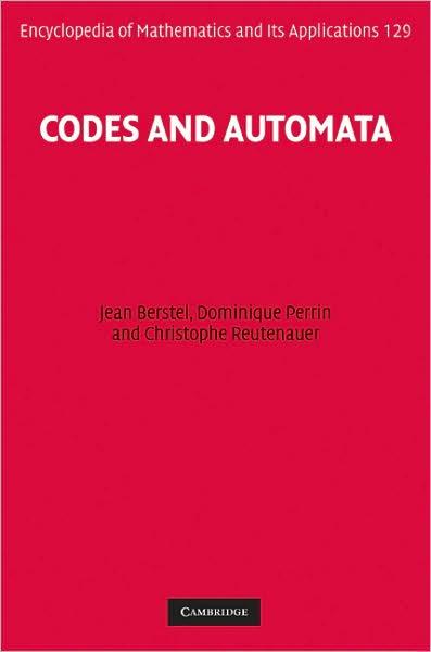 Theory of Codes - Codes and Automata
