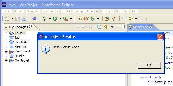 d u00e9veloppement d u0026 39 un plugin eclipse